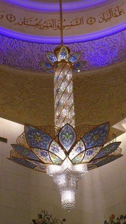 Mosquée Cheikh Zayed : 16