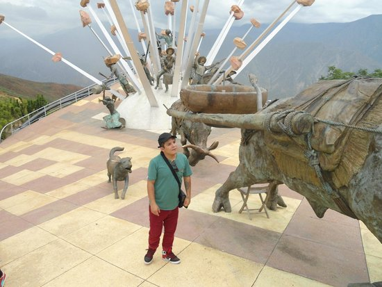 Panachi: Monumento a la Santandereanidad