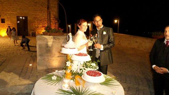 Silva Suri : il taglio della torta