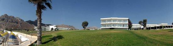 Kolymbia Beach Hotel : esterno hotel