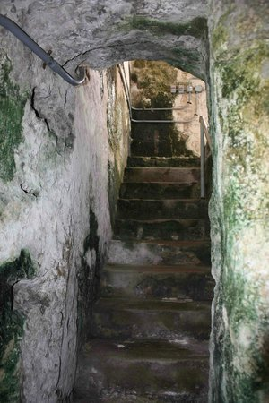Fort Charlotte - Stairs