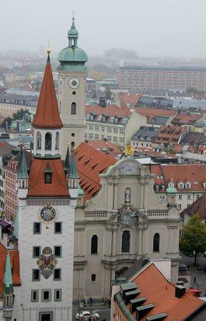 Cultural Center (Kulturzentrum Gasteig): City Center