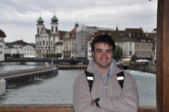 Old Town Lucerne : lucerna1