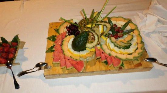 Silva Suri : frutta fresca e... buona! :-p