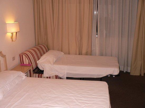 Hotel Commodore Roma: Room 330