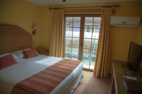 Hotel Santa Cruz: Bedroom