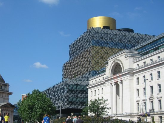 Library of Birmingham: INSPIRING ARCHITECTURE IN A VICTORIAN CITY