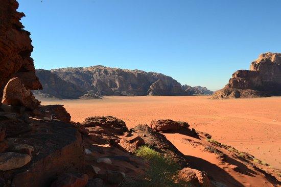 Bedouin Lifestyle Camp: Wadi Rum desert