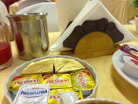 Hotel Agnello D'Oro : colazione