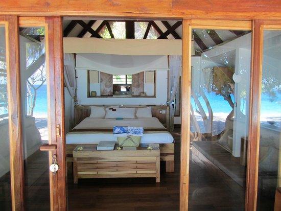 Constance Tsarabanjina : interno del bungalow