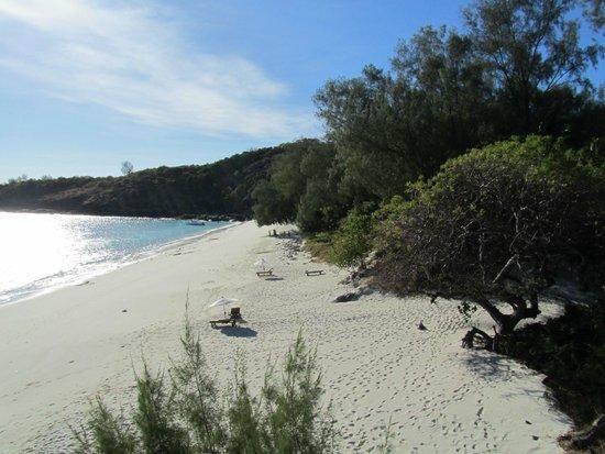 Constance Tsarabanjina : La spiaggia nord