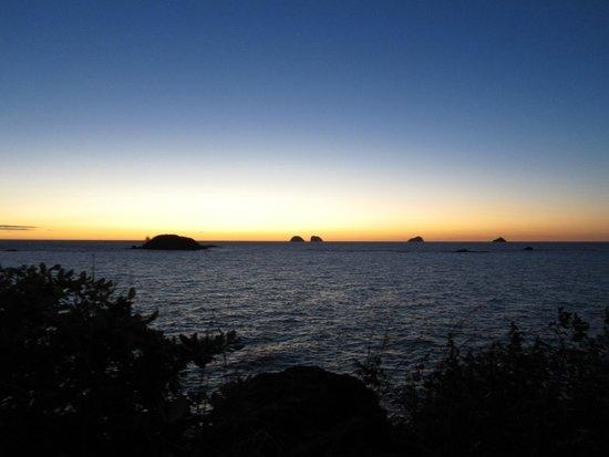 Constance Tsarabanjina : tramonto a Tsara