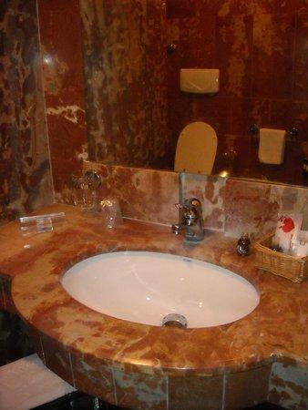 BEST WESTERN Hotel Stella d'Italia: Particolare bagno