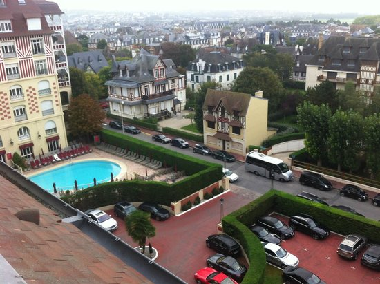 Hotel Barriere Le Royal Deauville: !