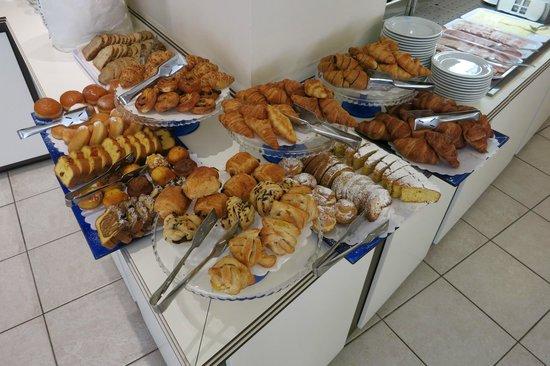 All'Orologio : Frühstücksgebäck
