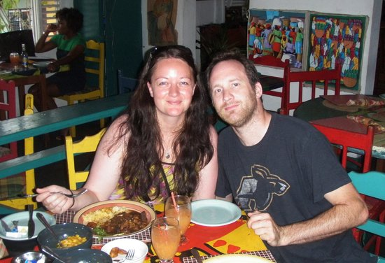 The Amazon Lodge B&B: Lunch at Veni Mange - Must try!