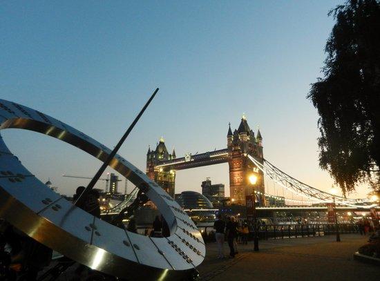 The Tower: Stunning views of Tower Bridge