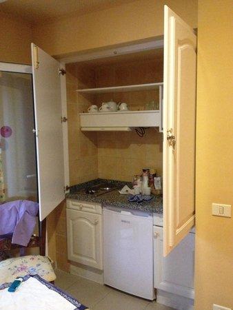 Hotel RF Astoria: Cucina