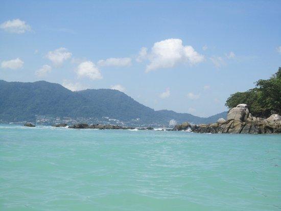 Phuket Marriott Resort & Spa, Merlin Beach: paradise beach