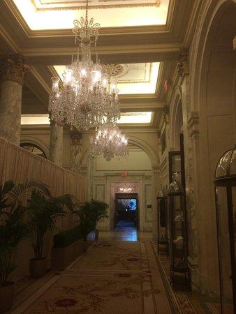 The Plaza: Hallway