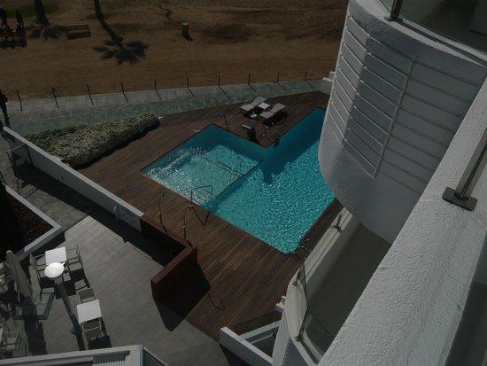 ALEGRIA Mar Mediterrania: vista de la piscina