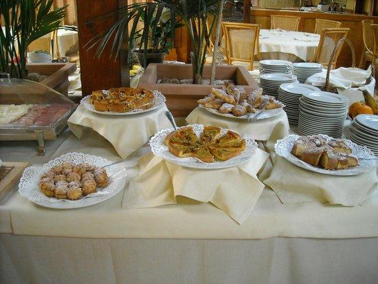 Demetra Resort: Colazione