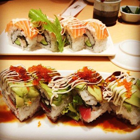Umegaoka Sushi No Midori Sohonten Shibuya: Enormi