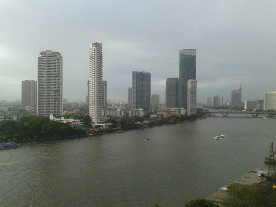 Chatrium Hotel Riverside Bangkok: Nice view.