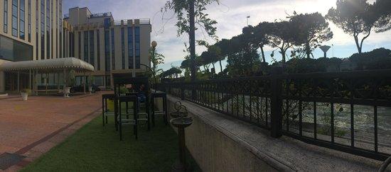Hotel Leon D'Oro: Esterno