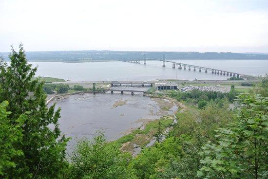 Parc de la Chute-Montmorency : View