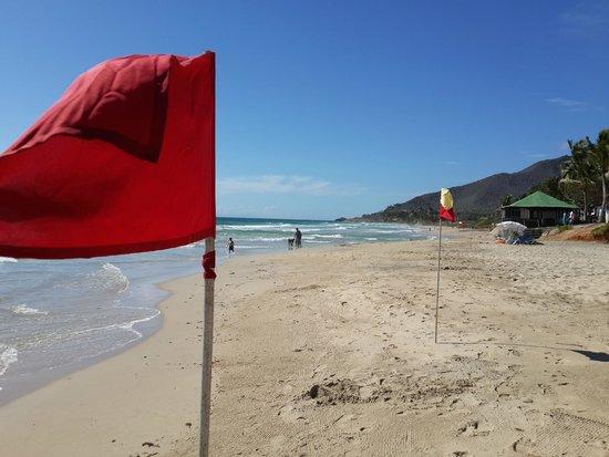 SUNSOL Isla Caribe: Playa