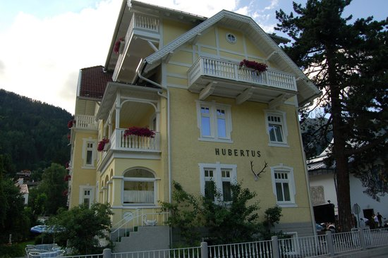 Hotel Garni Hubertus : Hotel Hubertus