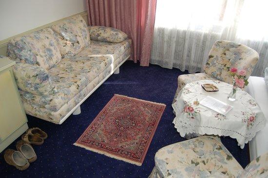 Hotel Garni Hubertus: Room