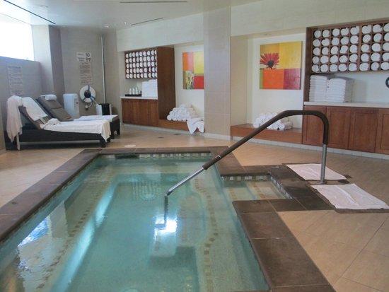 Marriott's Desert Springs Villas I: Spa/jacuzzi/women's area.