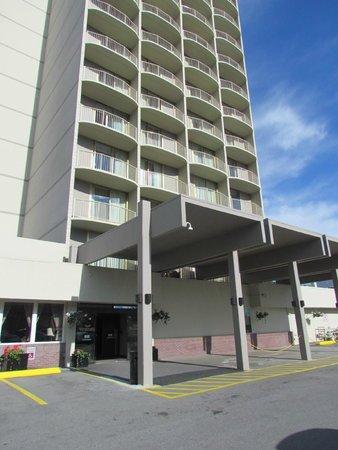 Westmark Anchorage: das Hotel