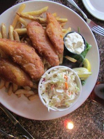 Westmark Anchorage: das Restaurant