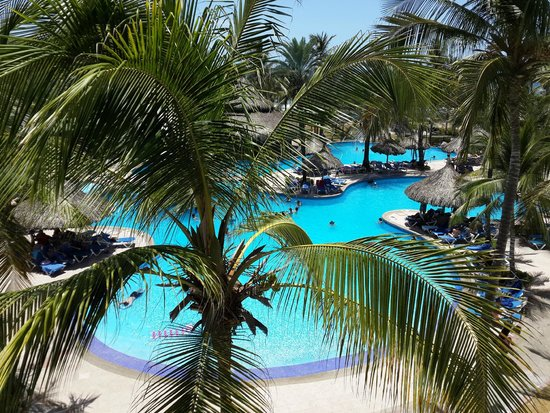 SUNSOL Isla Caribe: Piscina Real