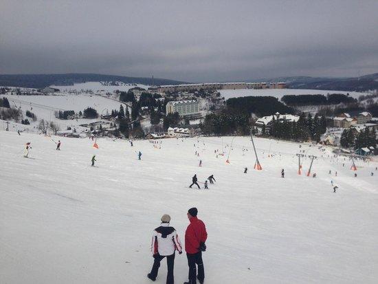 CzechSki Apartments: Oberwiesenthal Ski Resort