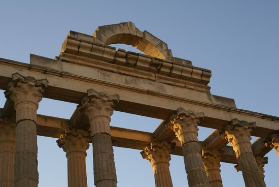 Templo de Diana: .