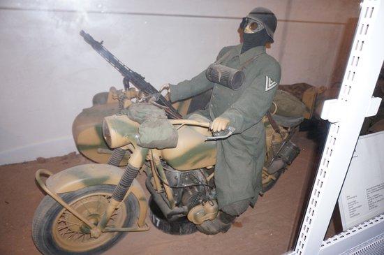 Westwall Museum: German Motorcycle