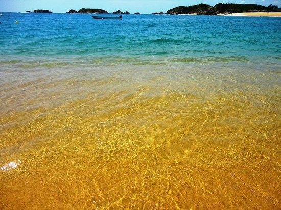 Michoacan, México: agua cristalina playa El Faro de Bucerías