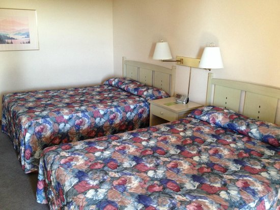 108 Resort: Double room