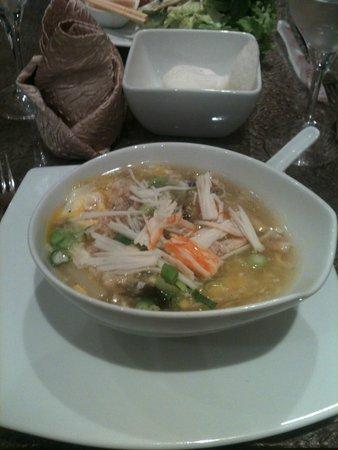 Hong Yun : Soupe