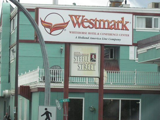 Westmark Whitehorse Hotel and Conference Center : Hotel