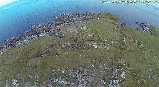 Inishfree B&B: Malin Head - La punta más norte de Irlanda.