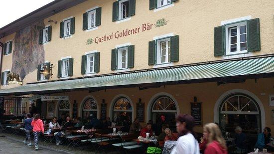 Goldener Bar : Außenansicht