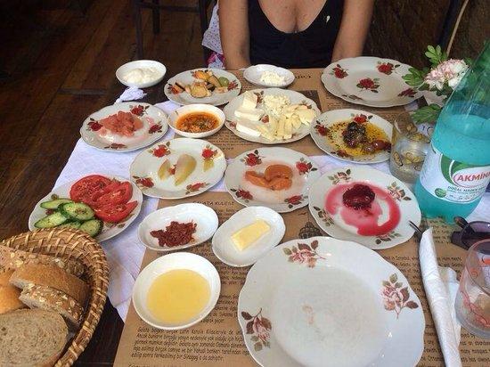 Cafe Privato : Breakfast