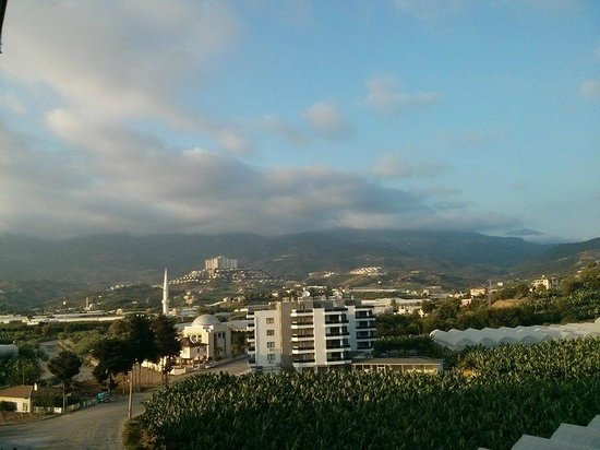 Dinler Hotels - Alanya: room view