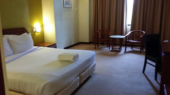 Swiss-Inn Sungai Petani : Room1