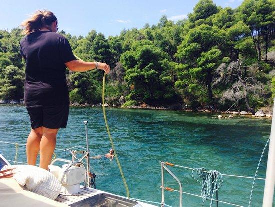 AEGEO Sailing Yacht: Hi Marilla
